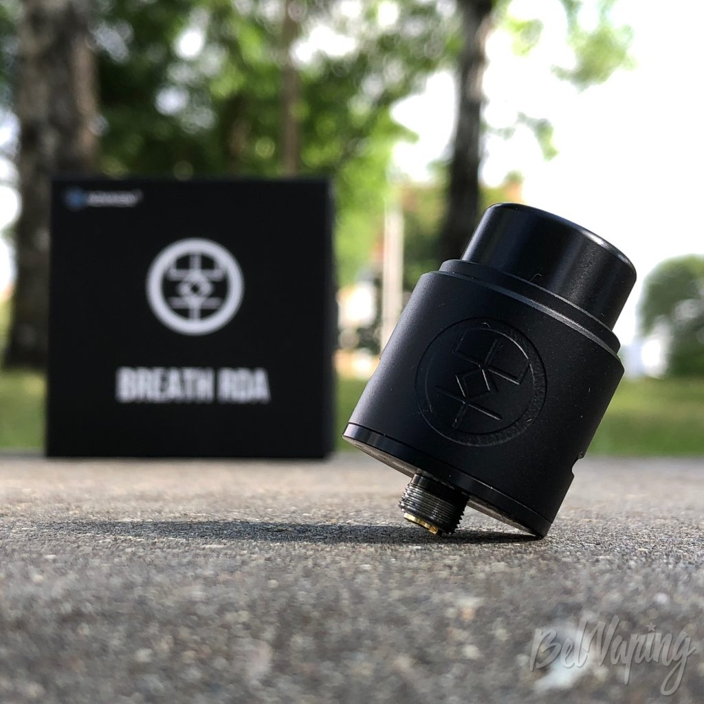 Breath RDA от Advken