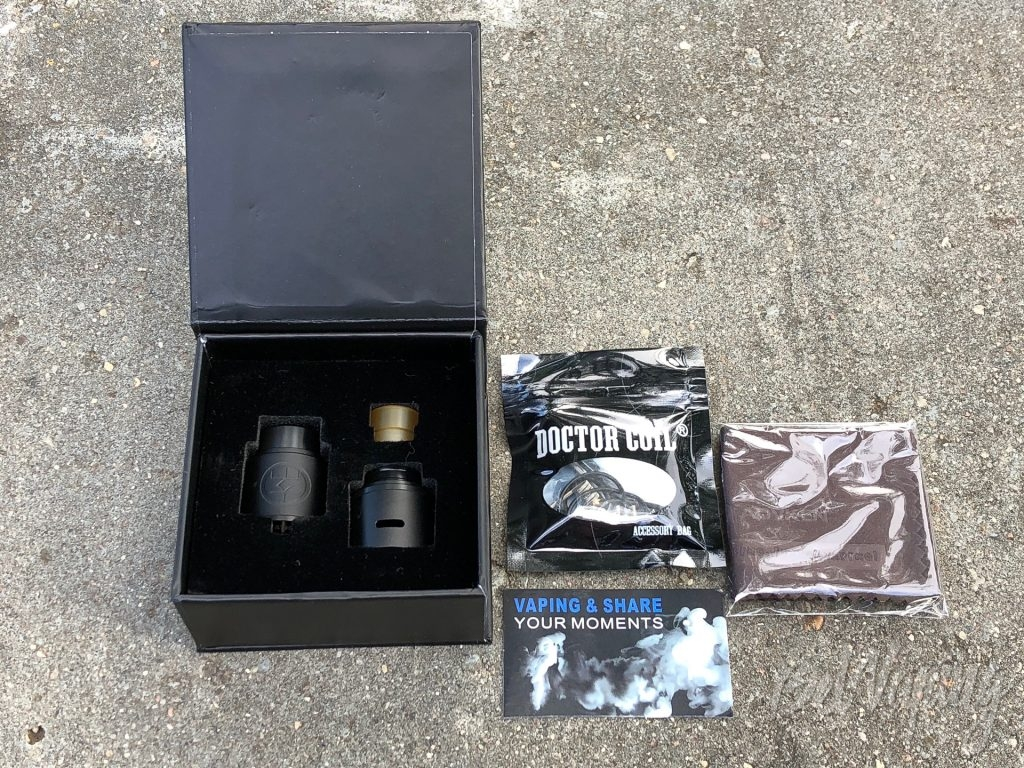 Комплектация Breath RDA