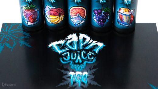 Обзор жидкости Cap'n Juice Ice