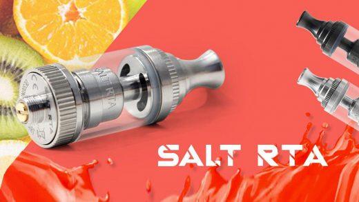 CoilArt Salt RTA. Первый взгляд