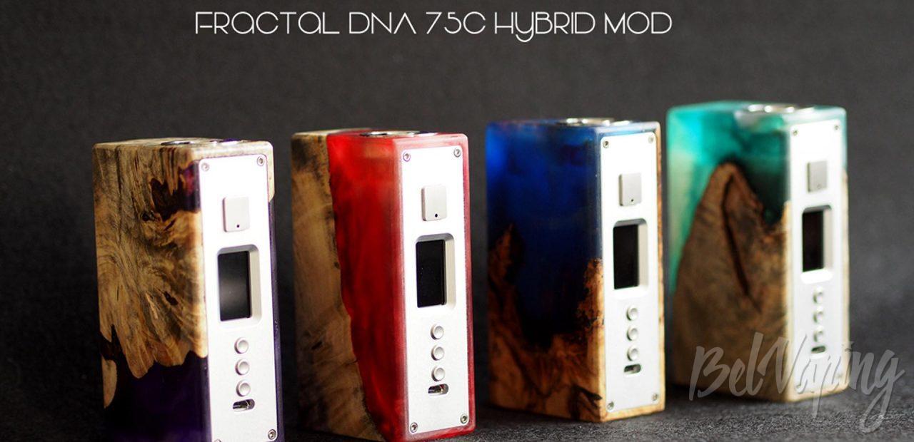 Cthulhu Mod Fractal Hybrid Mod. Первый взгляд