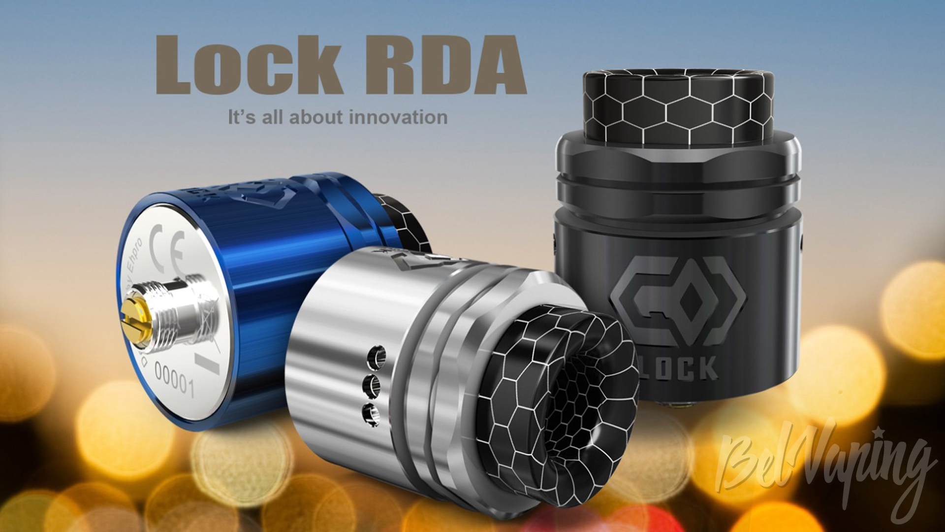 EHPRO Lock RDA. Первый взгляд