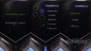 FLUX mod - настройка подсветки