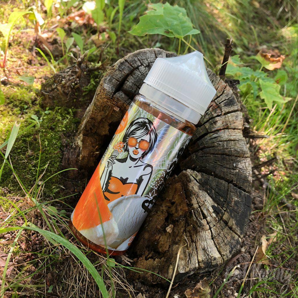 Жидкость Freeze - Эскимо во фруктовой глазури