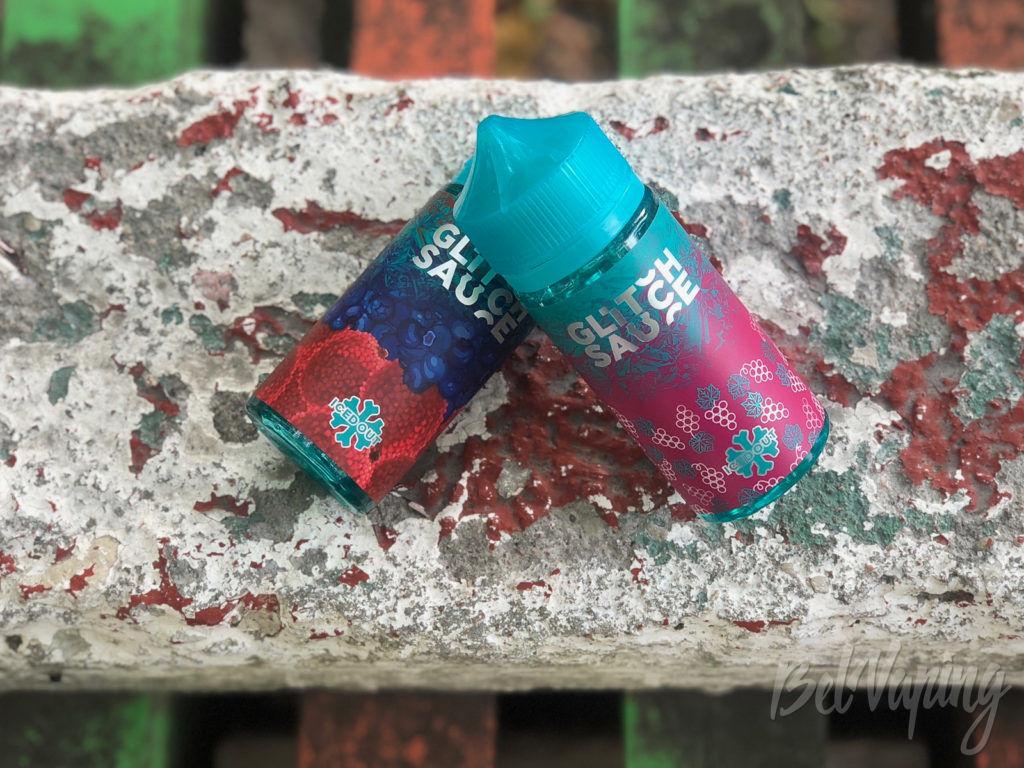 Новые вкусы Glitch Sauce Iced Out