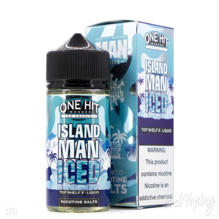Жидкость Island Man Iced от One Hit Wonder
