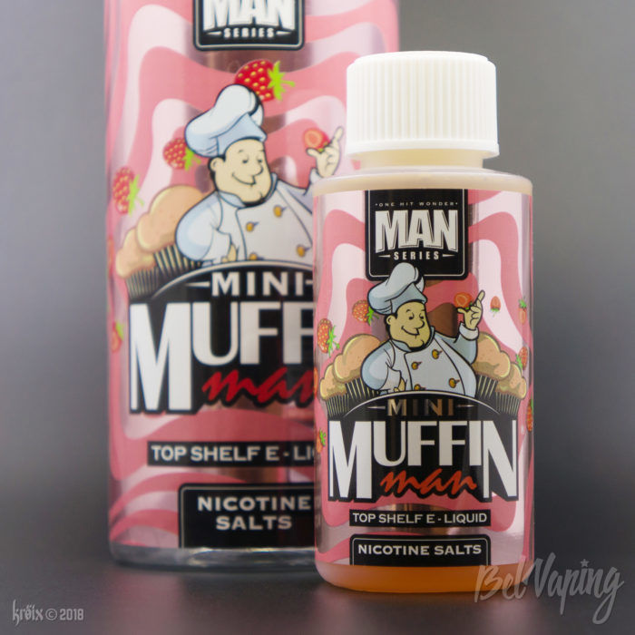 Жидкость Mini Muffin Man от One Hit Wonder