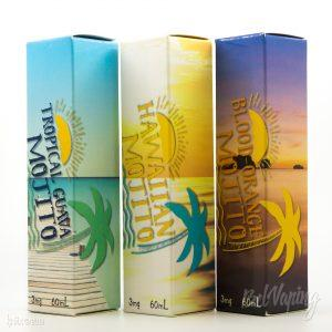 Упаковка жидкости Mojito Island