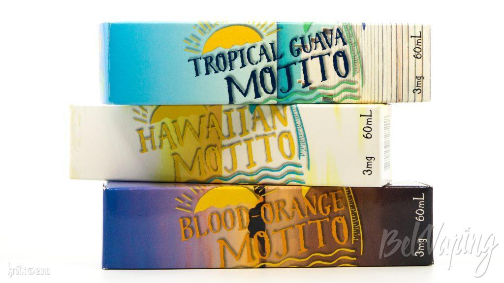 Линейка жидкости Mojito Island
