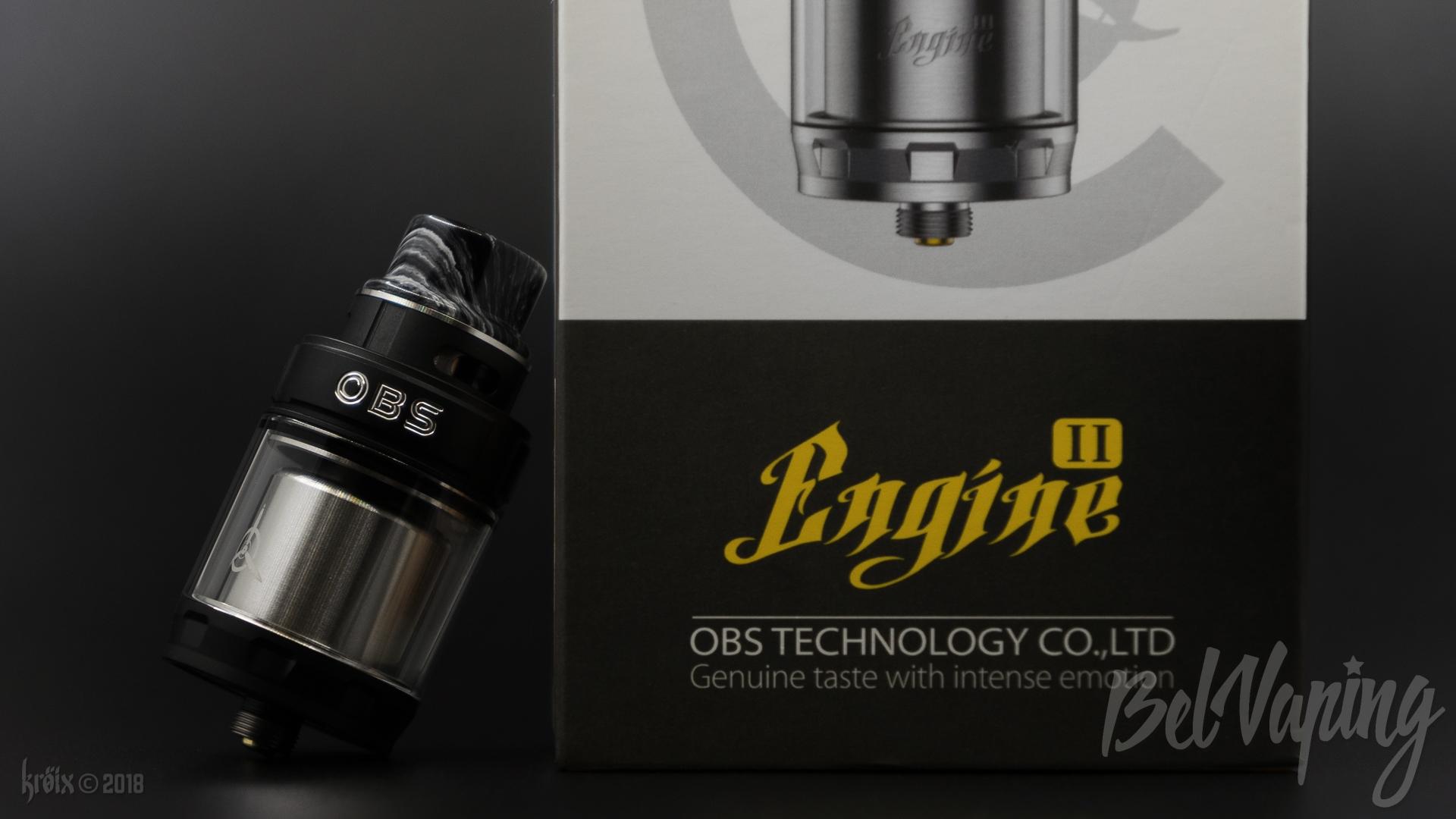 Обзор OBS Engine 2 RTA