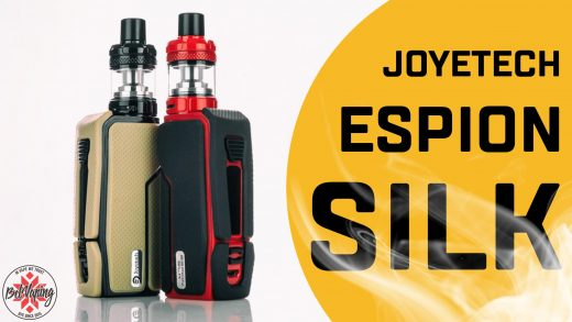 Обзор Joyetech ESPION Silk with NotchCore