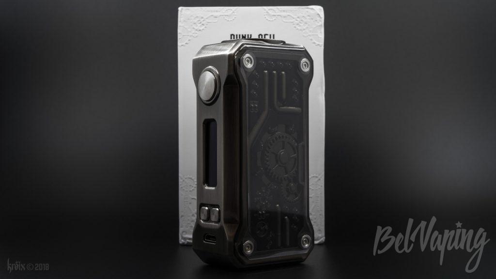 Обзор боксмода Tesla Punk 85W Box Mod