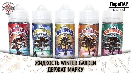 Обзор жидкости Winter Garden