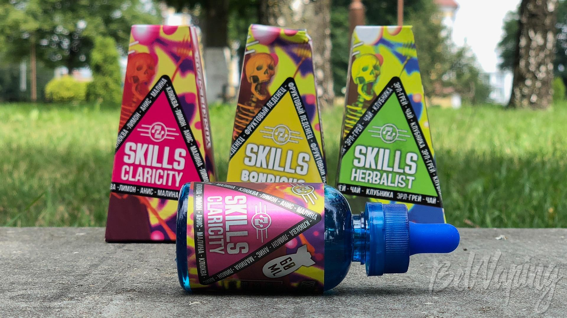 Обзор жидкости Skills Rocket