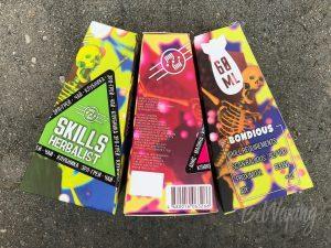 Упаковка жидкости Skills Rocket