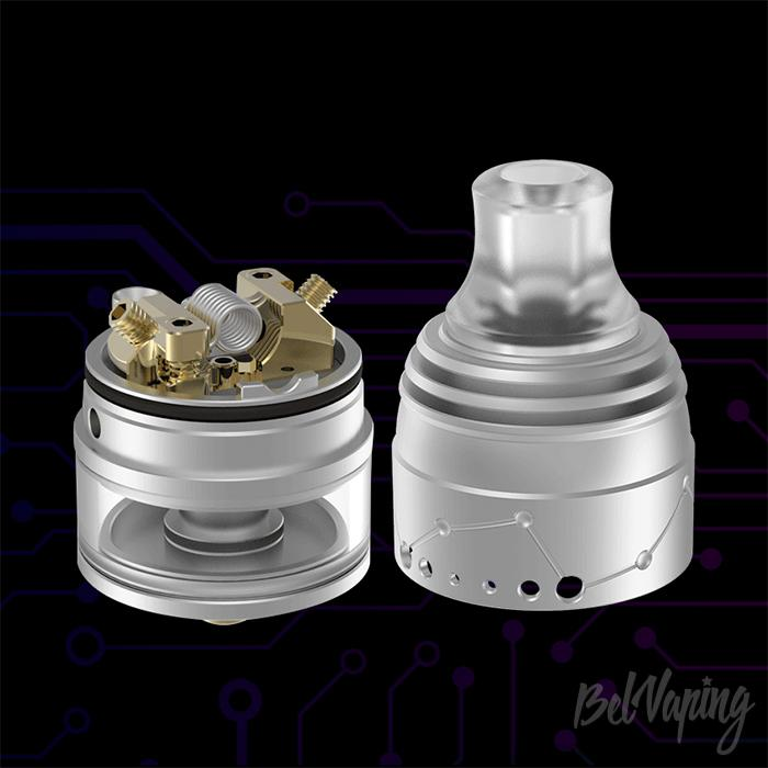 Обдув Vapefly Galaxies MTL RDTA