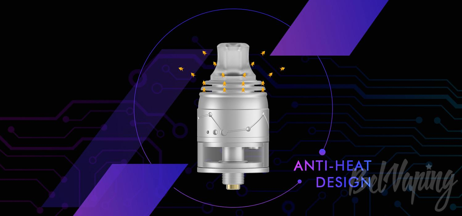 Радиаторы Vapefly Galaxies MTL RDTA