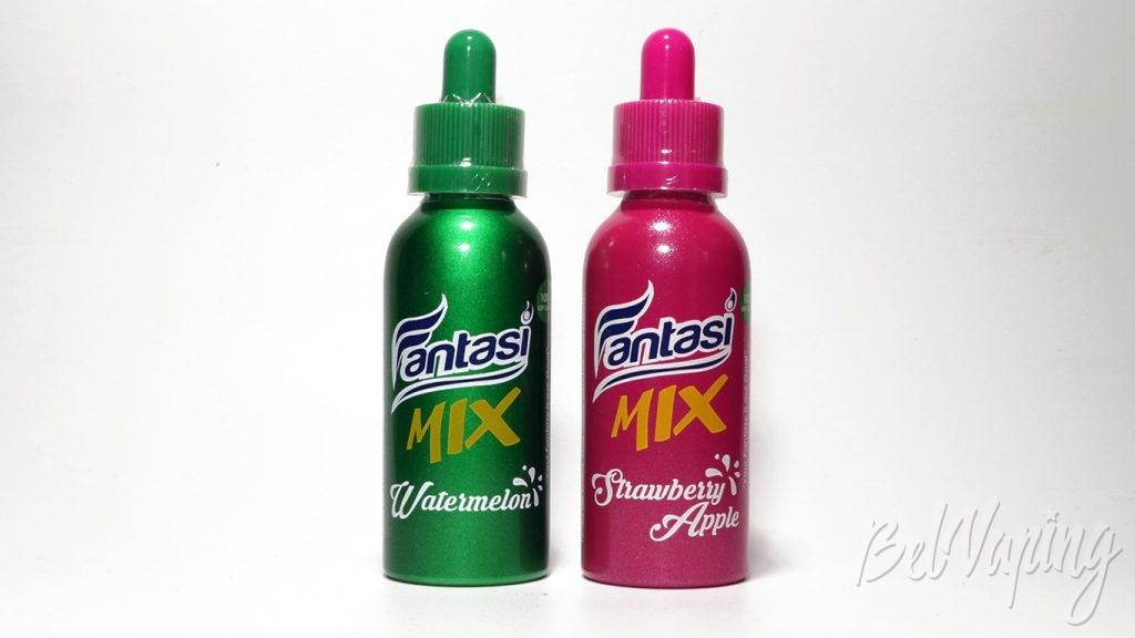 Жидкости Fantasi Mix