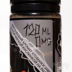 Жидкости GAMERZZZ - объём и содержание никотина