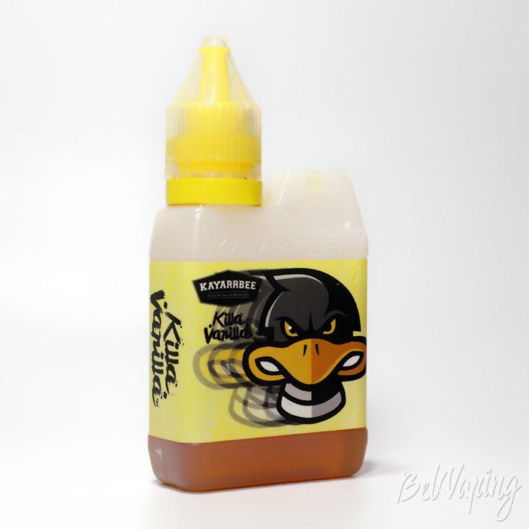 Жидкости KAYARRABEE - вкус KILLA VANILLA