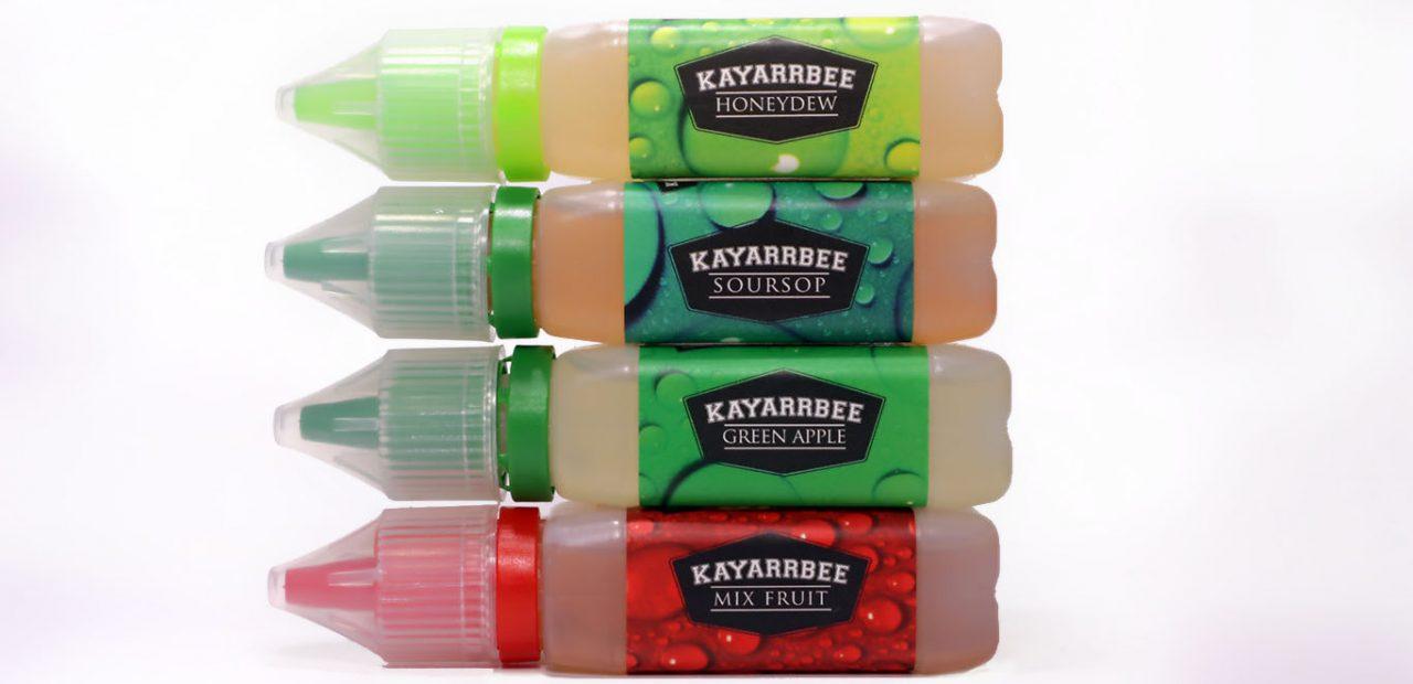 Обзор жидкостей KAYARRABEE