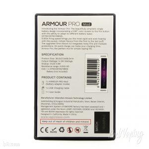 Упаковка Armour PRO от Vaporesso