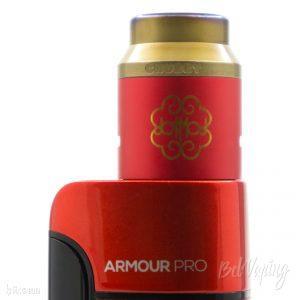 dotRDA24 (24 мм) на Armour PRO от Vaporesso
