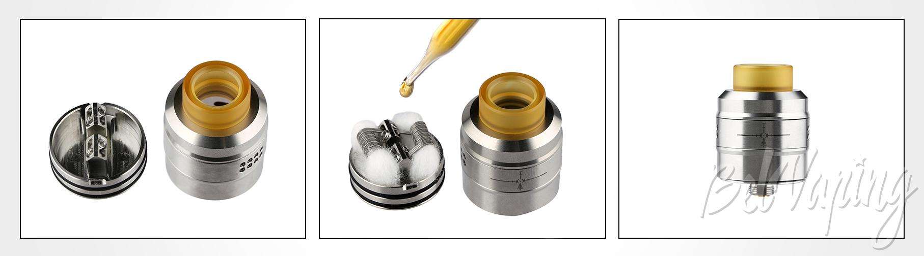 Намотка Demon Killer Sniper RDA