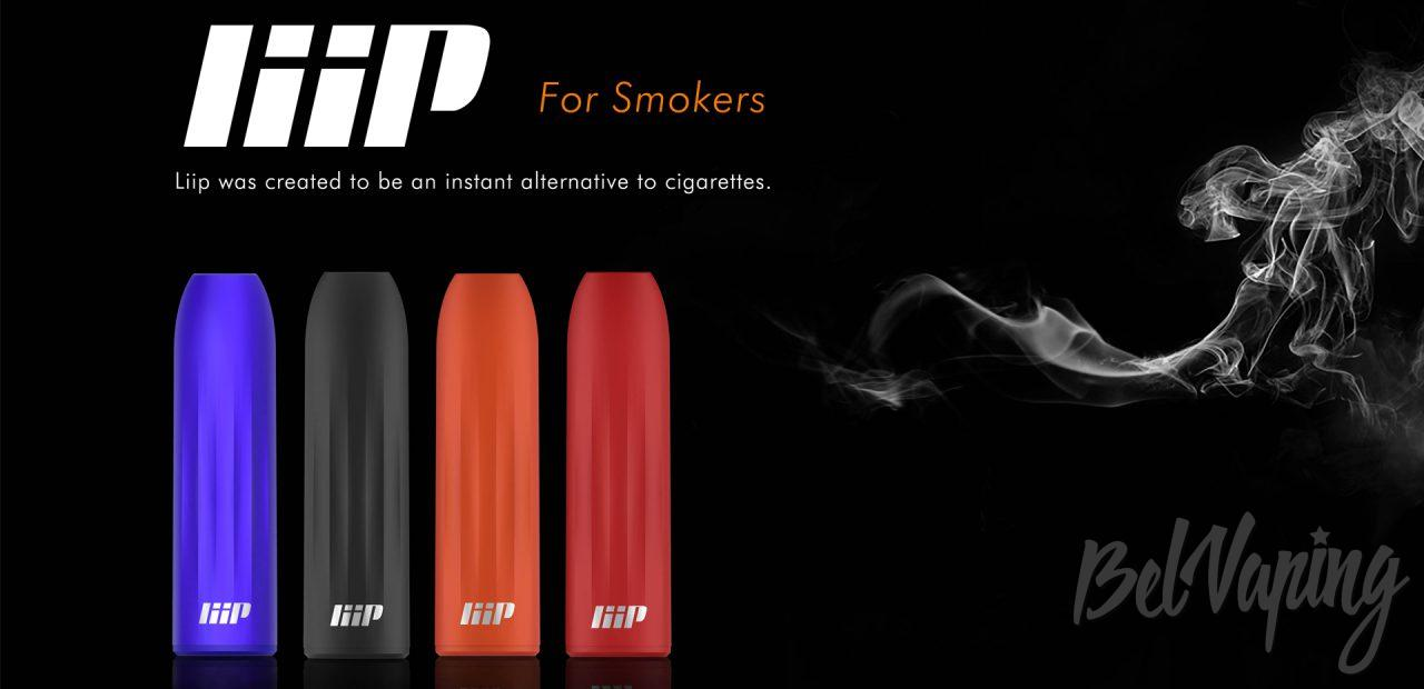 Digiflavor Liip Disposable Pod. Первый взгляд