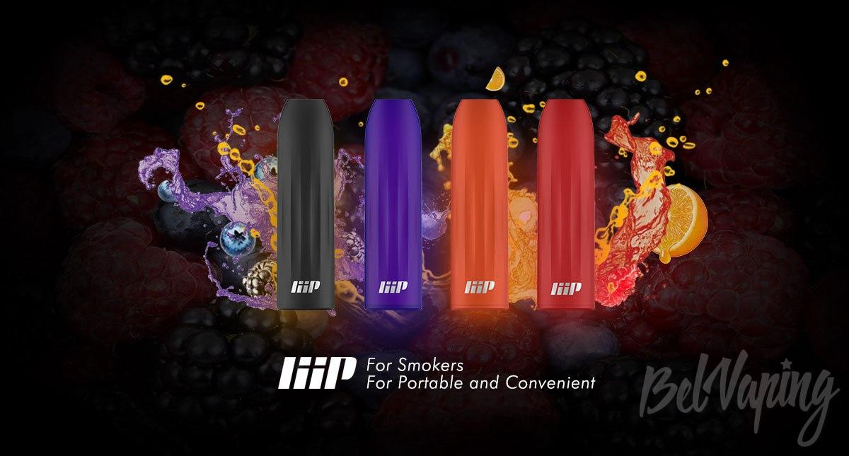 Внешний вид Digiflavor Liip Disposable Pod