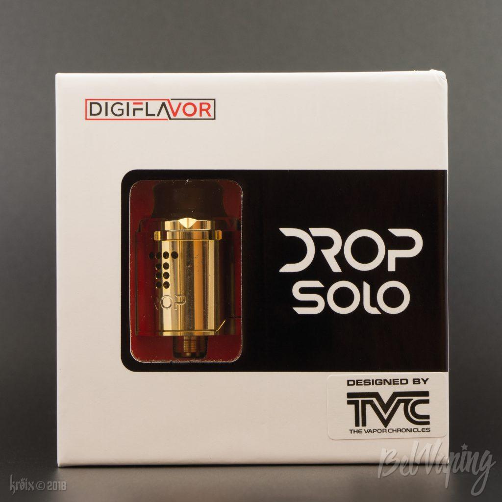Упаковка Drop Solo RDA