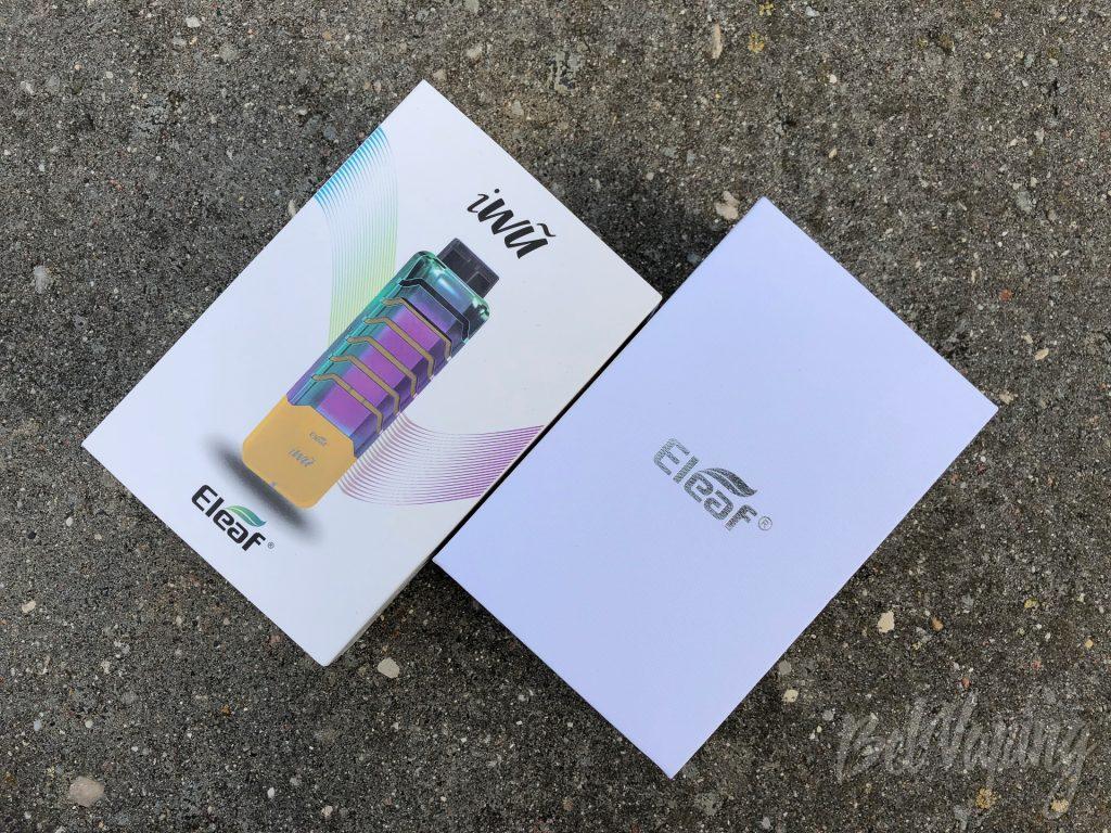 Упаковка Eleaf iWũ