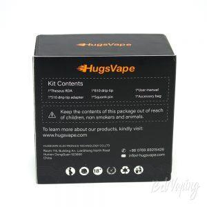 Упаковка Hugsvape Theseus RDA