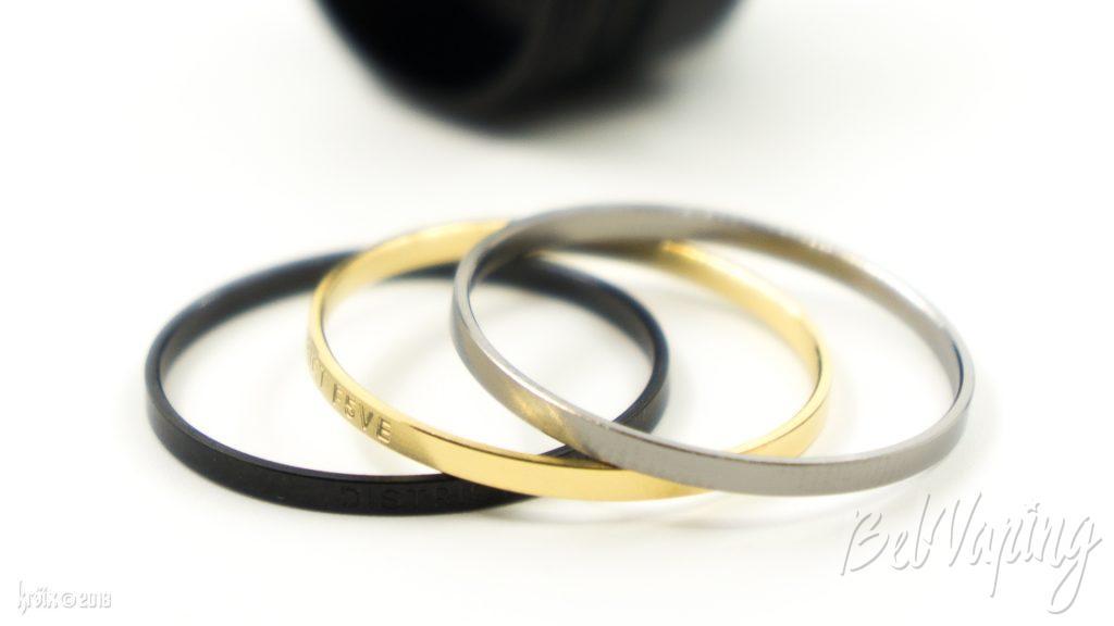 Декоративные кольца CSMNT Layercake RDA