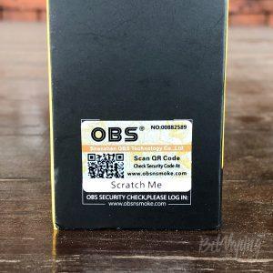 Упаковка набора OBS Draco Kit