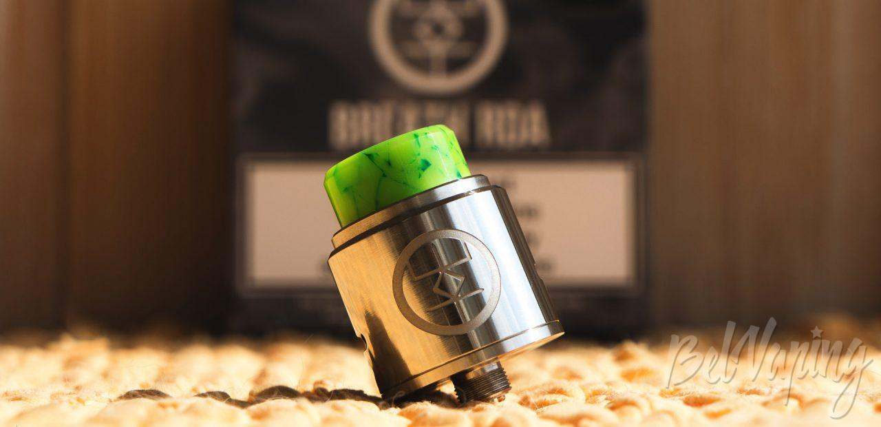Обзор Breath RDA от Advken