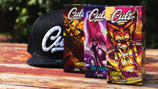 Обзор жидкости Cult от Taboo