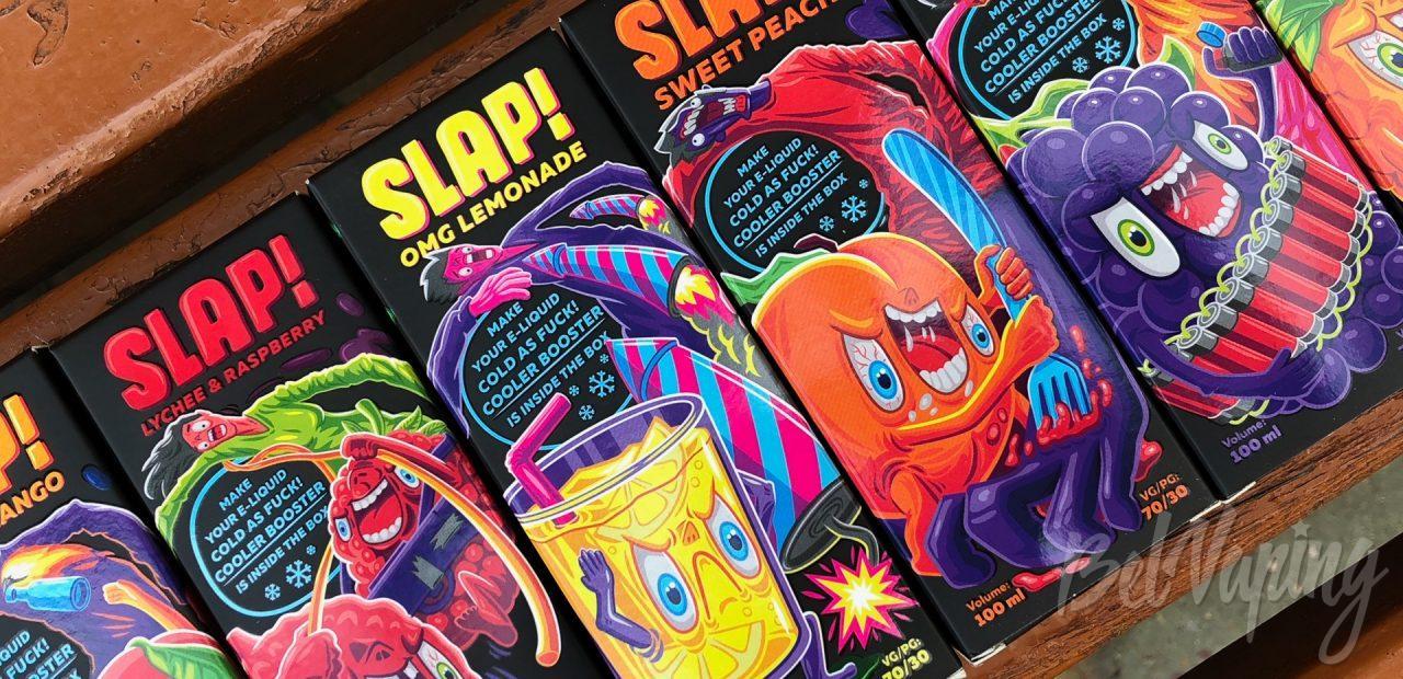 Обзор жидкости Slap!