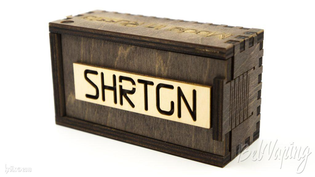 Упаковка мехмода SHRTGN by RCM