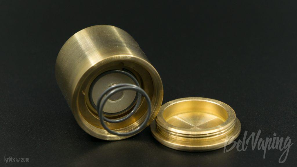 Кнопка мехмода SHRTGN