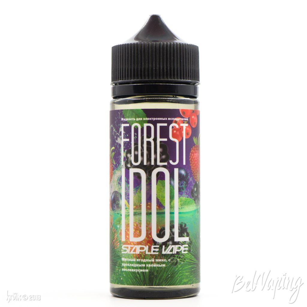 Жидкость Staple Vape Forest Idol