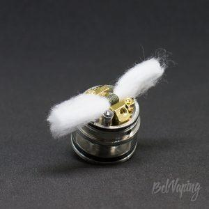 Укладка ваты в Vapefly Galaxies MTL RDTA