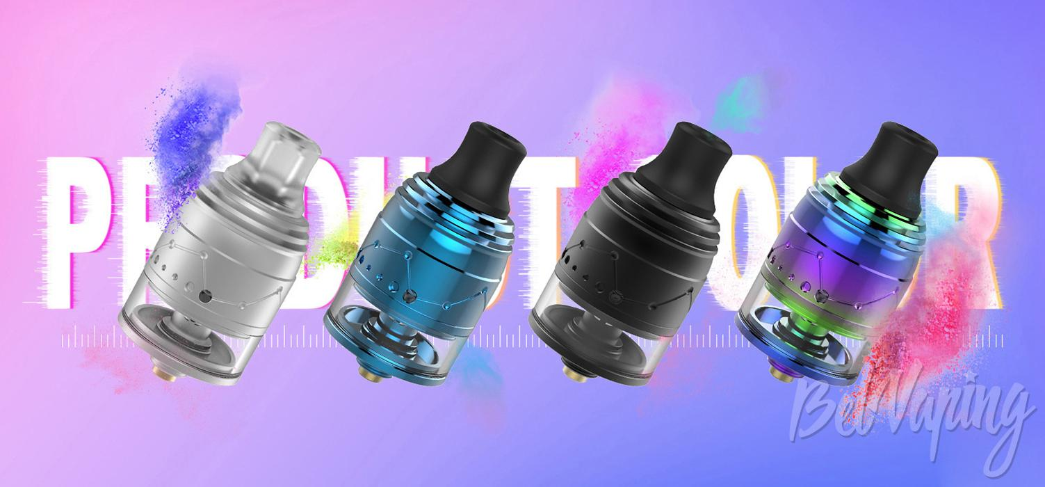 Цвета Vapefly Galaxies MTL RDTA