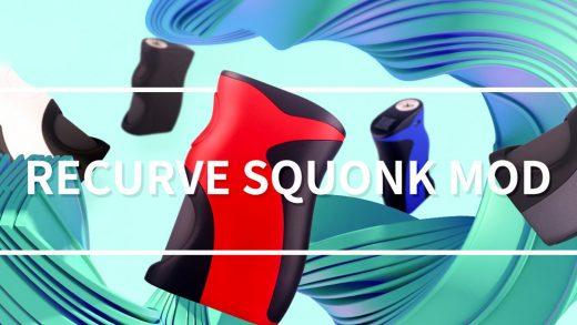 Wotofo Recurve Squonk Mod. Первый взгляд