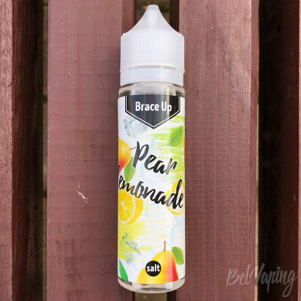 Жидкость Brace Up Pear Lemonade