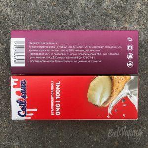 Упаковка жидкости Coil Sauz