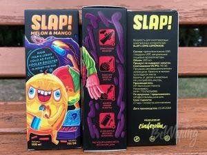 Упаковка жидкости Slap!