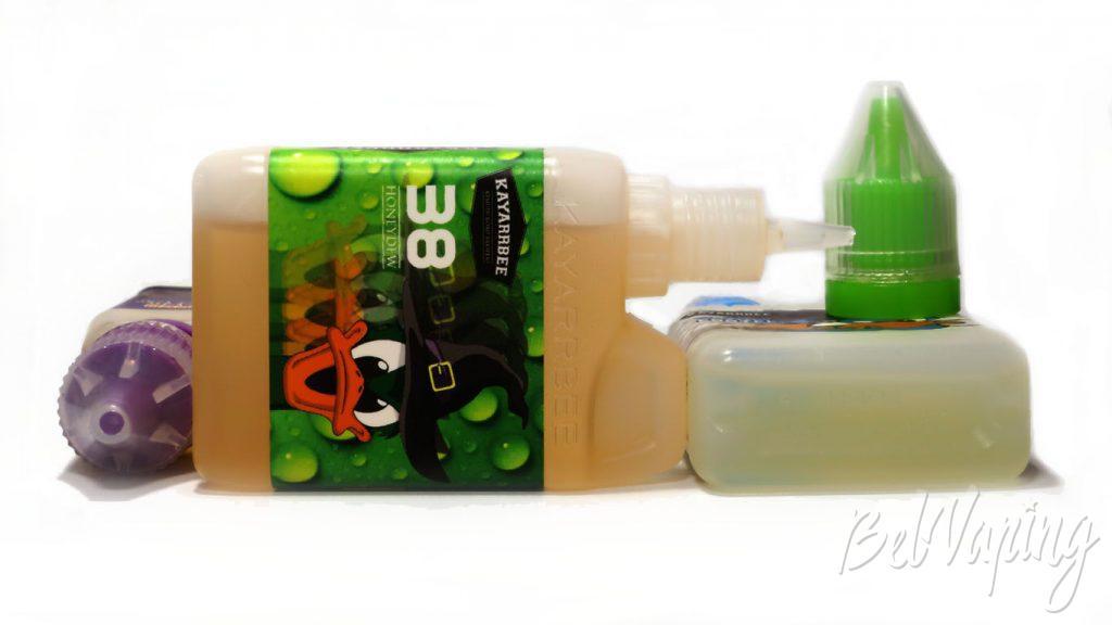Жидкости KAYARRBEE - флаконы