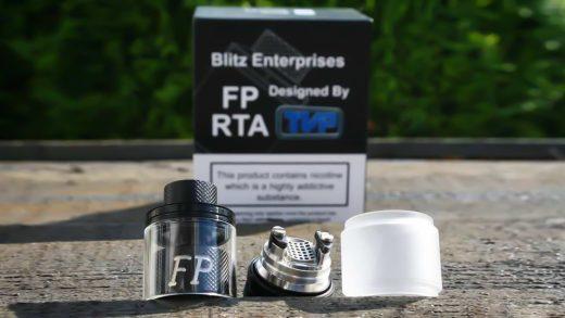 Blitz FP RTA. Первый взгляд