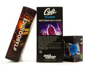 Упаковка жидкости Cult
